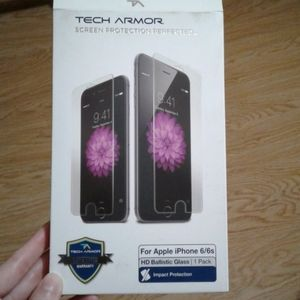 $5 ADD ON!!! Tech Armor 6/6s Screen Protection